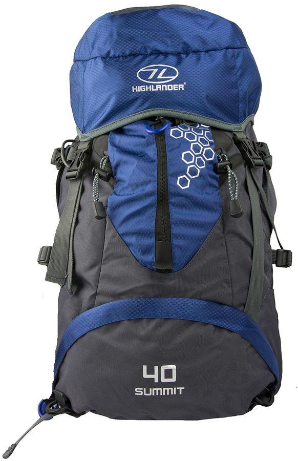 Highlander Summit 40L backpack Blauw