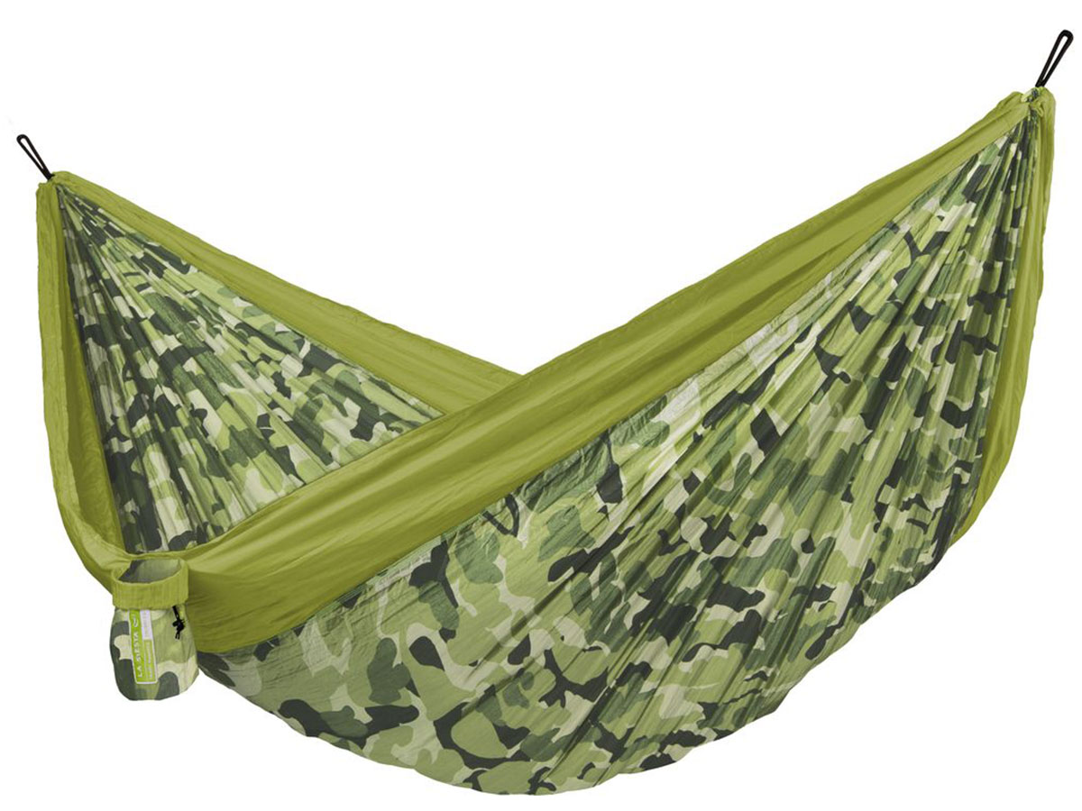La Siesta Colibri 3.0 2 persoons reishangmat Camo Forest