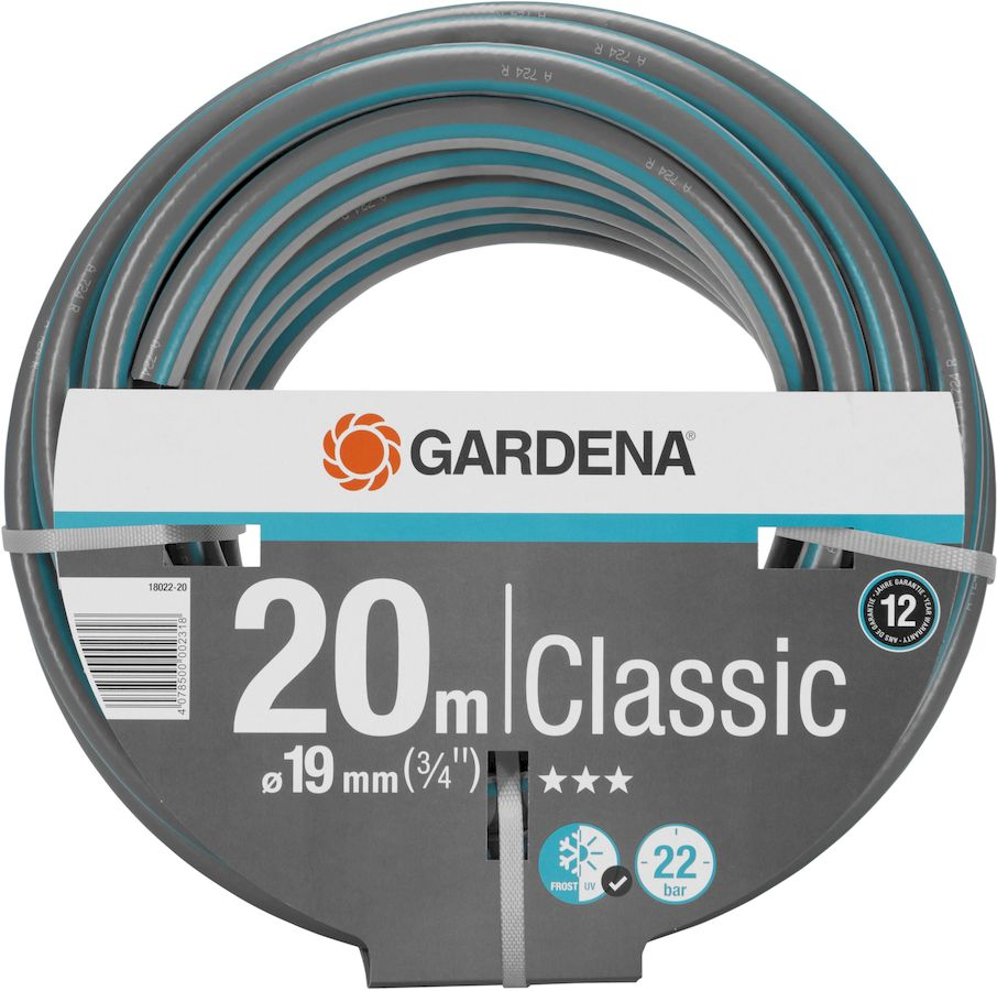 Gardena Classic 20 meter Ø 19 mm tuinslang