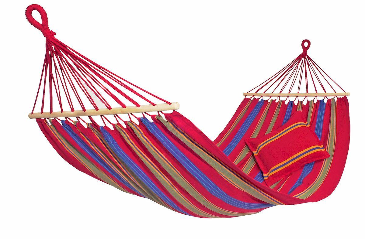 Amazonas Aruba 2 persoons hangmat Rood