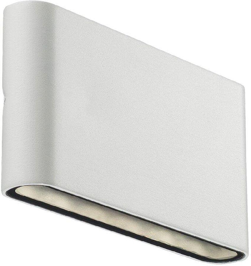 Nordlux Kinver led wandlamp buiten wit