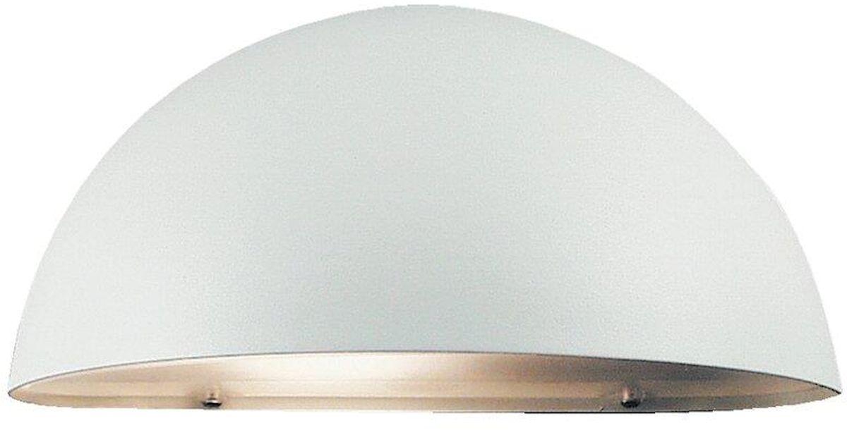 Nordlux Scorpius E14 wandlamp buiten wit
