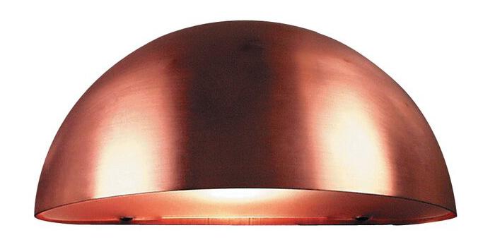 Nordlux Scorpius E14 wandlamp buiten koper