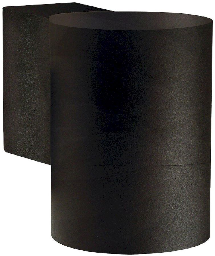 Nordlux Tin Maxi GU10 wandlamp buiten zwart