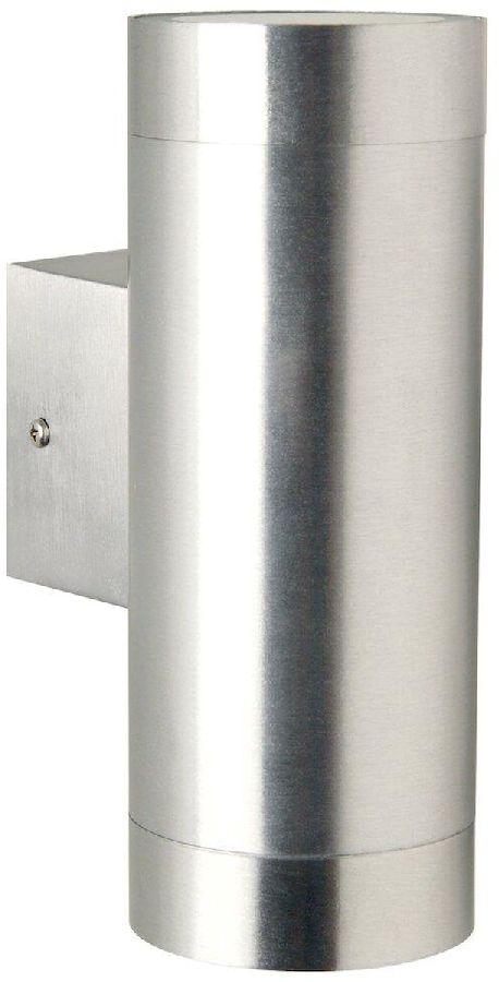 Nordlux Tin Maxi Duo GU10 wandlamp buiten aluminium