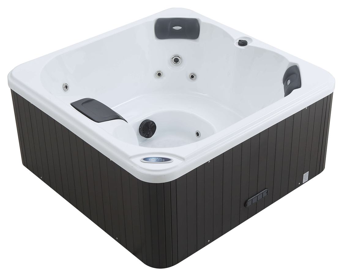 Waposeau 4 persoons jacuzzi