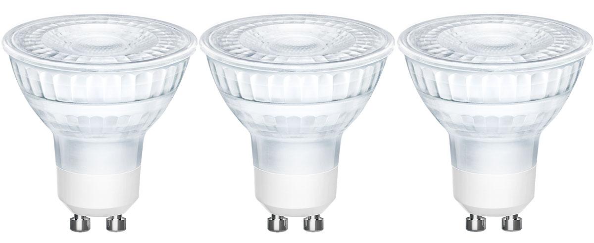 Energetic Glass Spot 35W GU10 ledlamp 3 pack