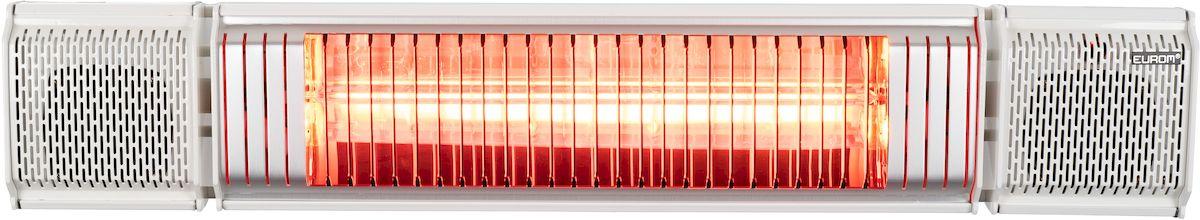 Eurom Heat and Beat wit terrasverwarmer