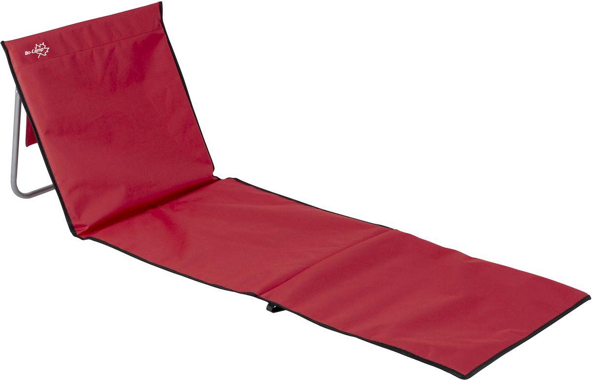 Bo Camp Lota strandmat strandstoel Rood