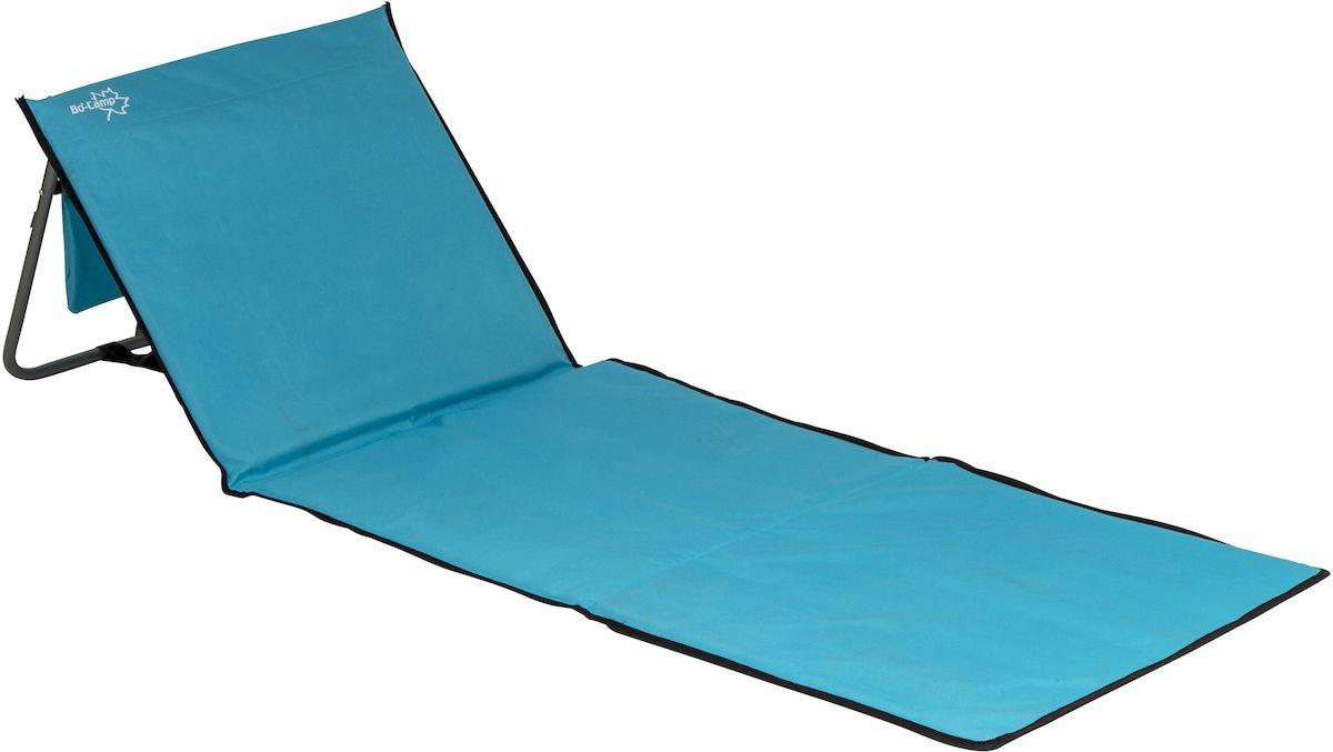 Bo Camp Lota strandmat strandstoel Blauw