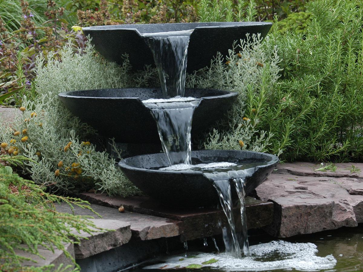 Ubbink AcquaArte Nova Scotia waterval ornament
