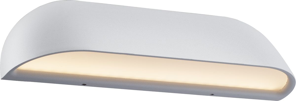 Nordlux Front 26 led wandlamp buiten - wit