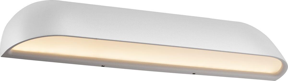 Nordlux Front 36 led wandlamp buiten - wit