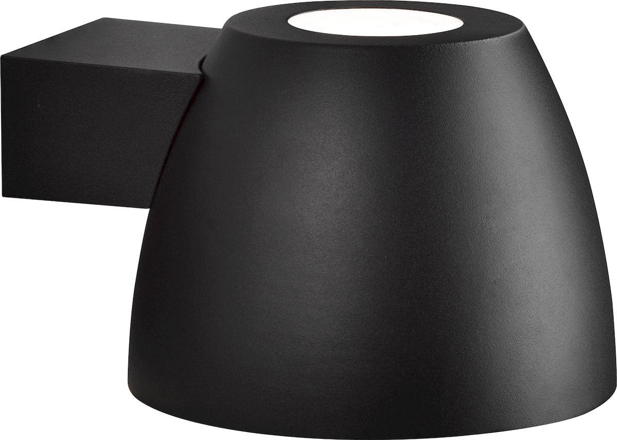 Nordlux Bell wandlamp buiten - zwart