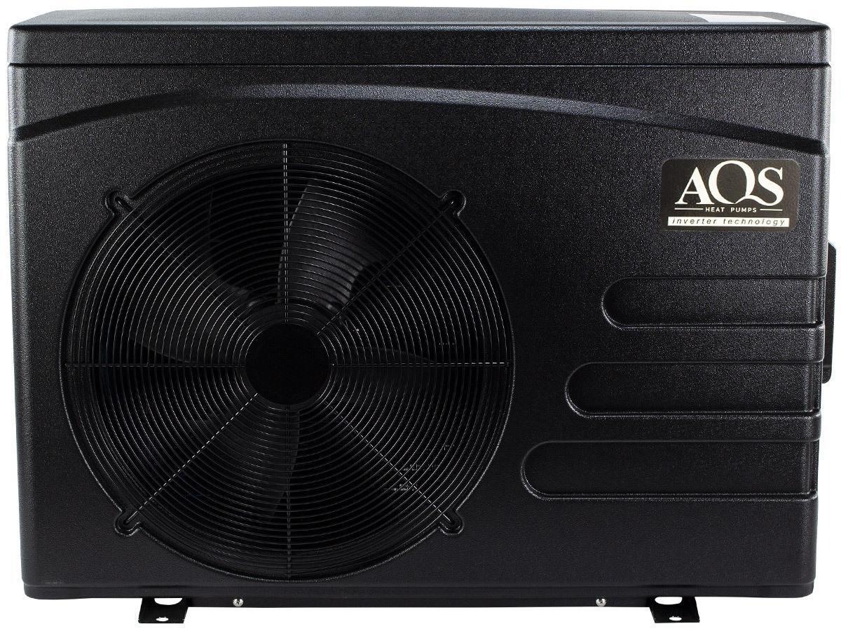 AQS Inverter 6kW zwembad warmtepomp