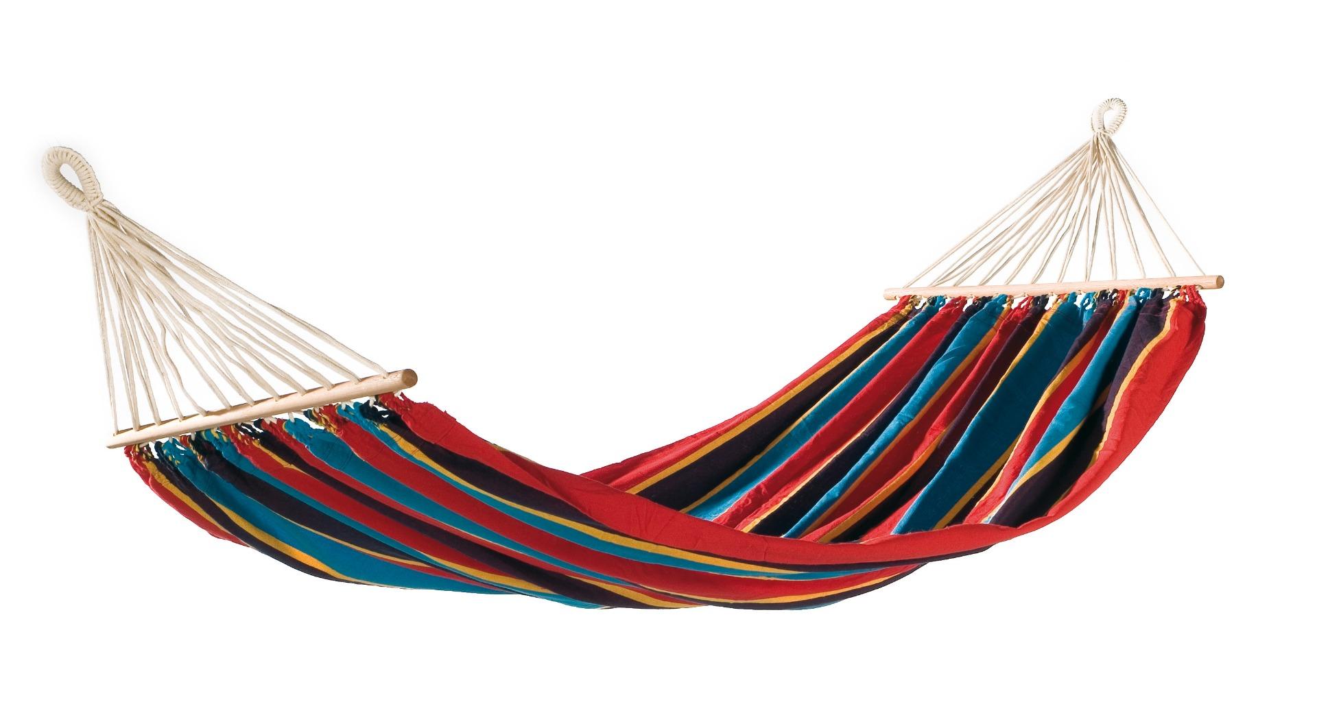 Bo Camp Maxi 1 persoons hangmat Multicolor