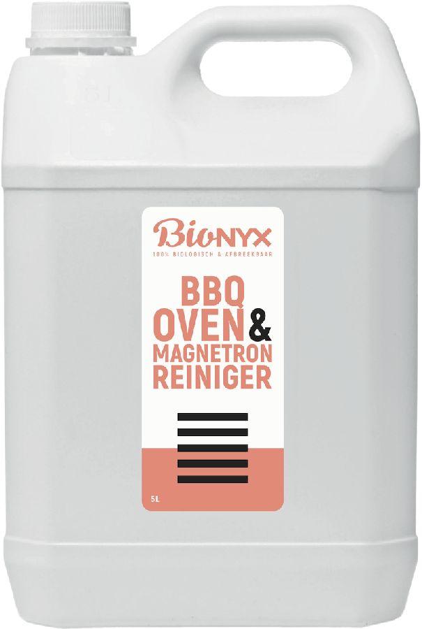 BIOnyx BBQ oven en magnetronreiniger 5 liter