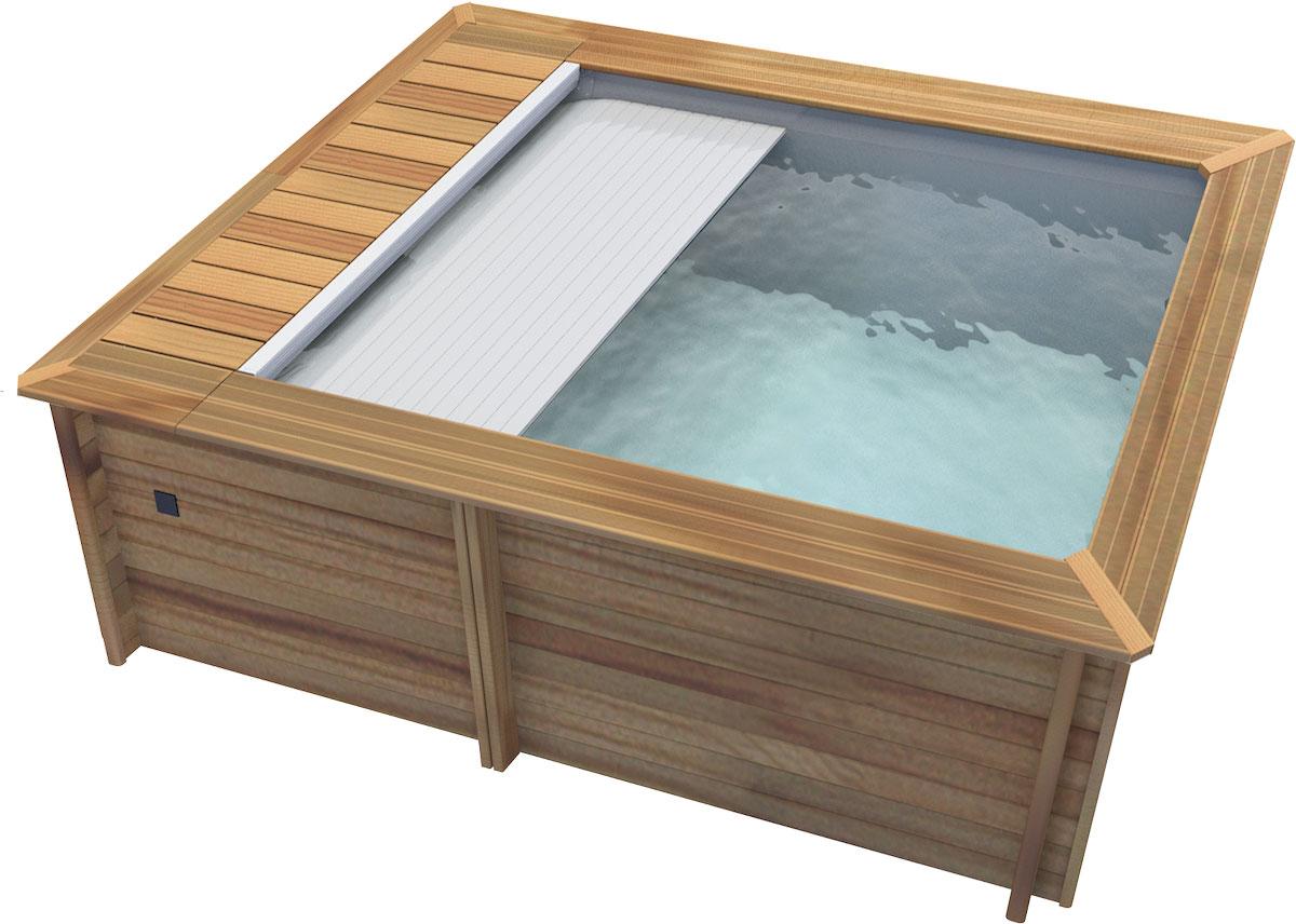 BWT Compact 4.20 x 3.50 x 1.33 m Stadszwembad - Met zandfilterpomp en omkasting