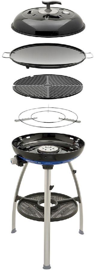 CADAC Carri Chef 50 gasbarbecue skottel