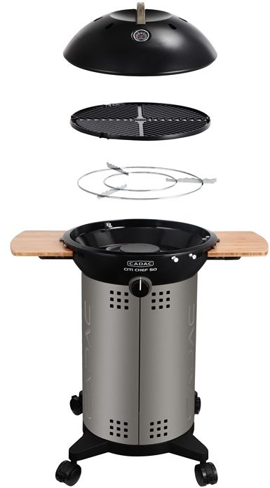 CADAC Citi Chef 50 gasbarbecue
