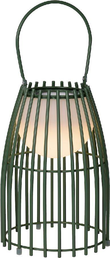 Lucide Fjara led tafellamp - Groen
