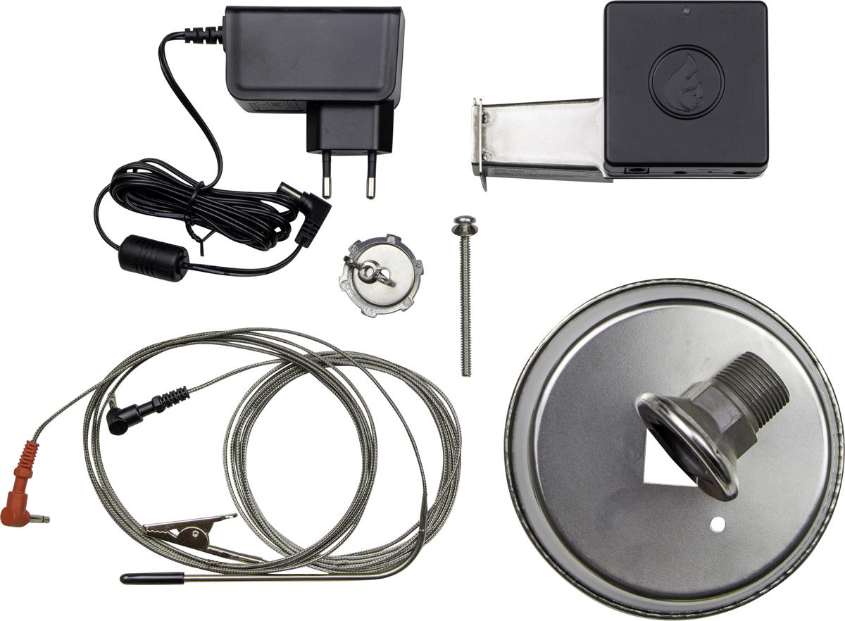 Flame Boss 400 Smoker Controller Kit temperatuurregelaar Universeel