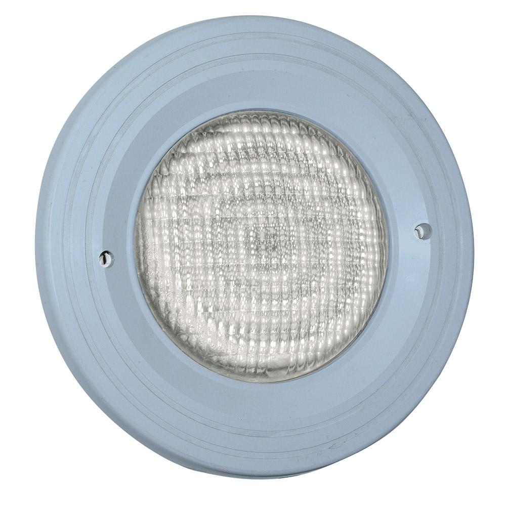 Zwembadlamp LED wit inbouwset Aquareva lichtblauw