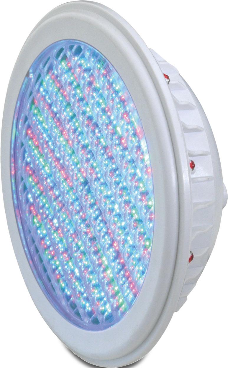 Zwembadlamp LED kleur