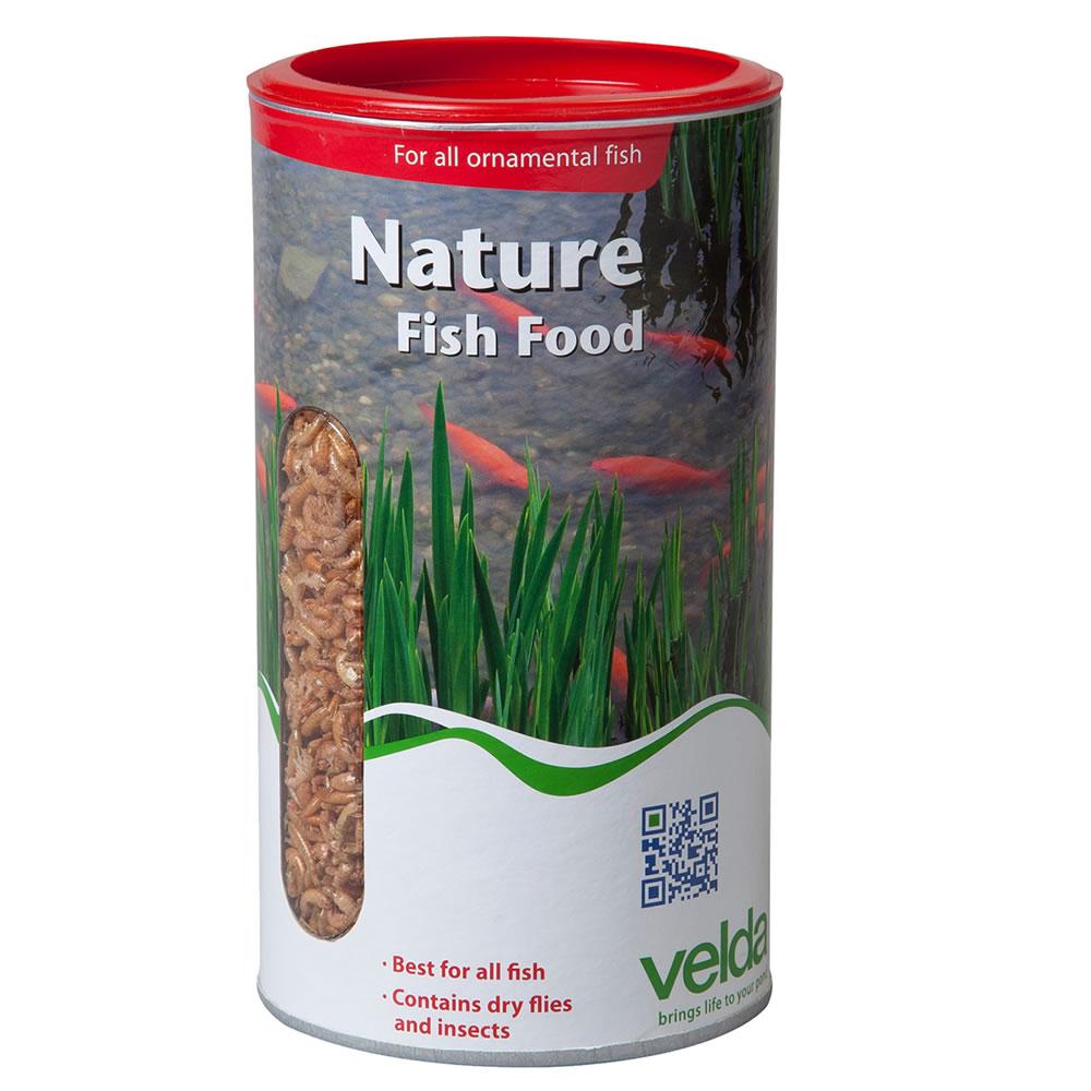 Velda Natuurlijk Visvoer 130 gram