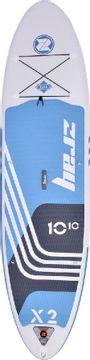 Toppy-Zray X-Rider X2 opblaasbaar supboard set-aanbieding