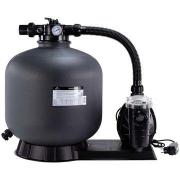 Toppy-Zandfilterset FSP 350 4 m³/u-aanbieding