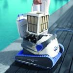 Dolphin filter zwembadrobot