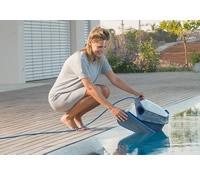 Gebruik Dolphin Family S300i zwembadrobots